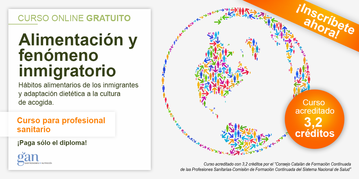 Curso: Alimentación y fenómeno inmigratorio